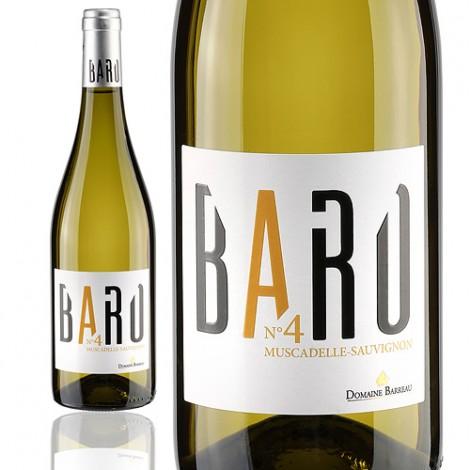 IGP Côtes du Tarn Blanc - Baro N° 4